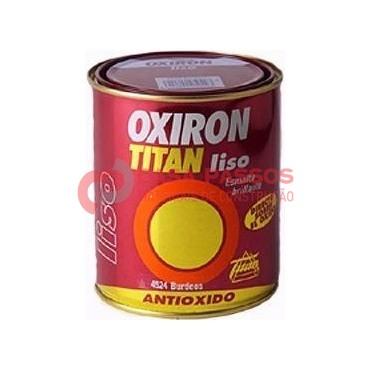 Esmalte Oxiron Liso Antioxido TITAN