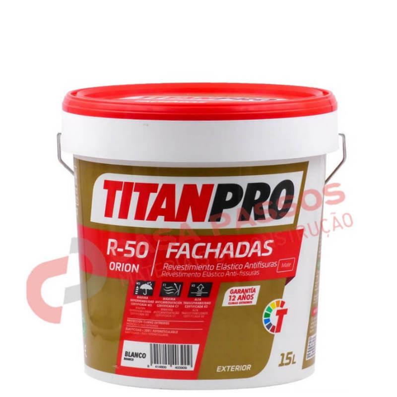 Tinta Flexivel R-50 TITAN PRO