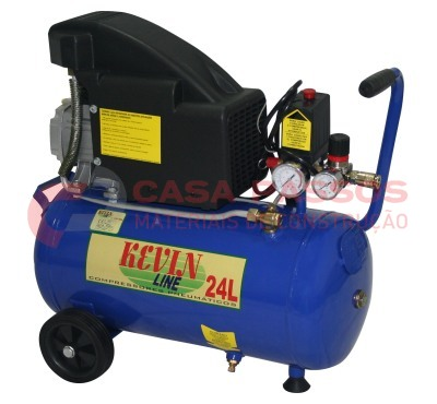 Compressor 24 lt