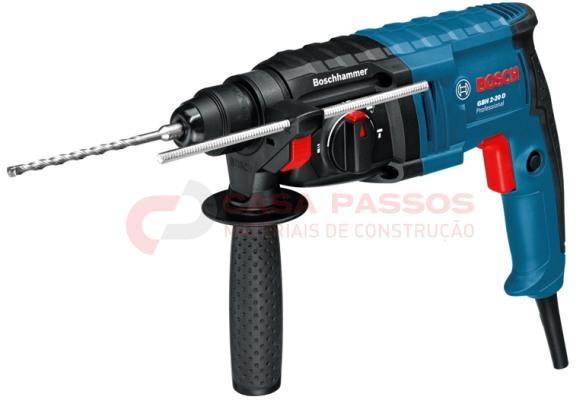 Martelo Perfurador GBH 2-20 D BOSCH