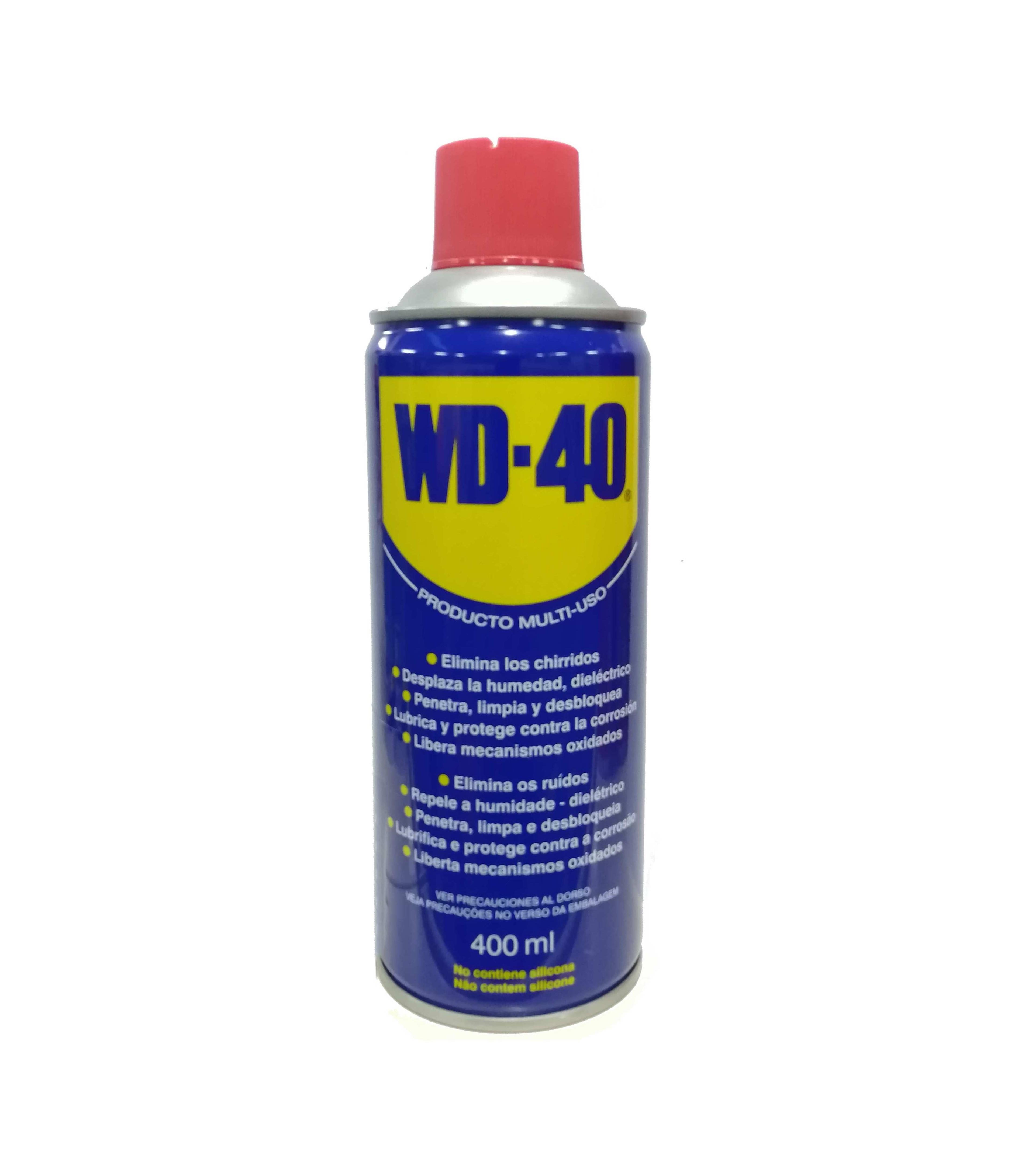 Lubrificante WD40 400ml