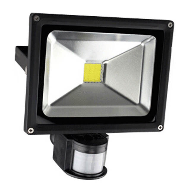 Projetor LED 20W C/Sensor