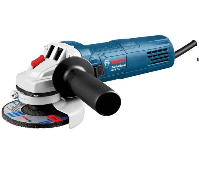 Rebarbadora BOSCH GWS 750-115 Professional