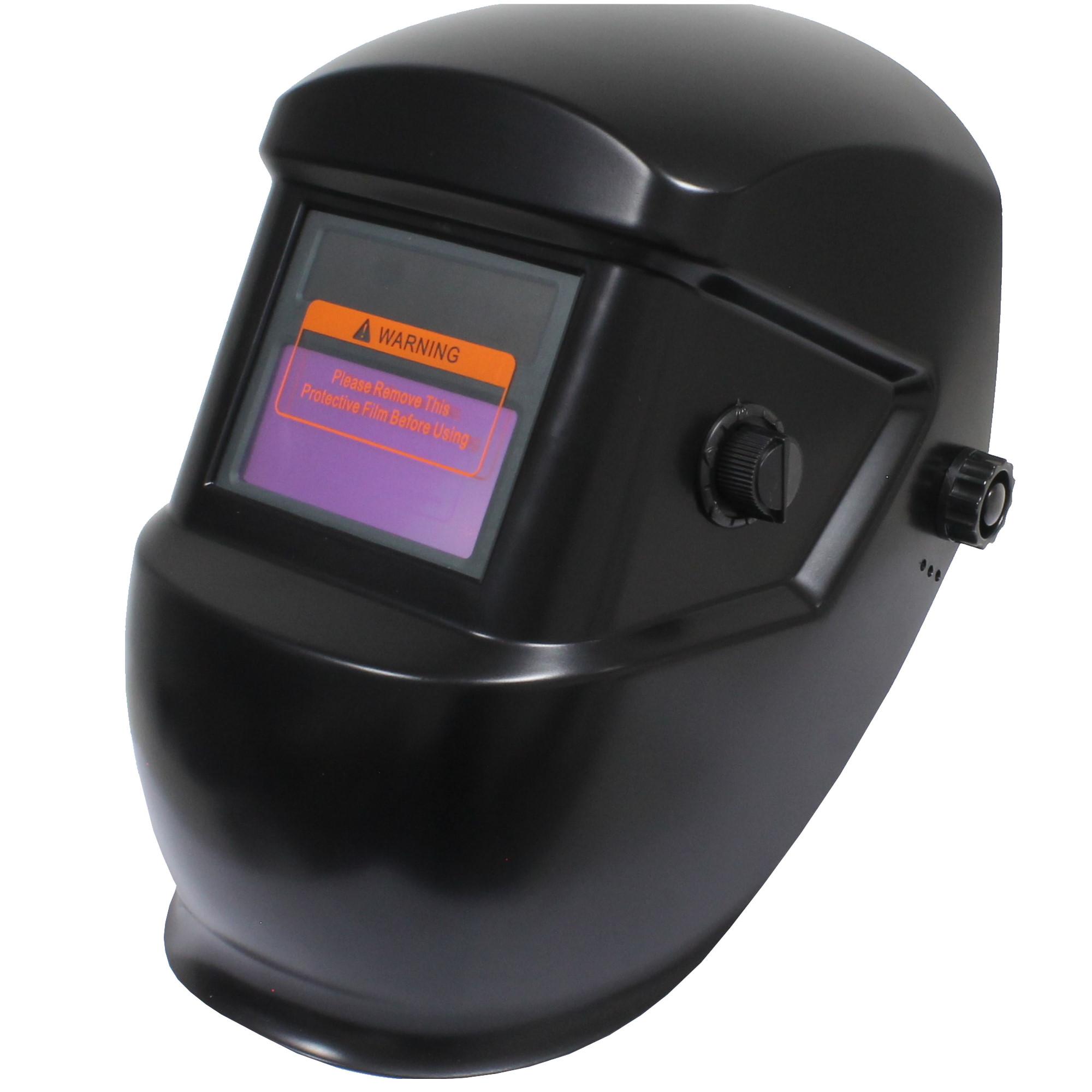 Máscara de Soldador Escurecimento Automático