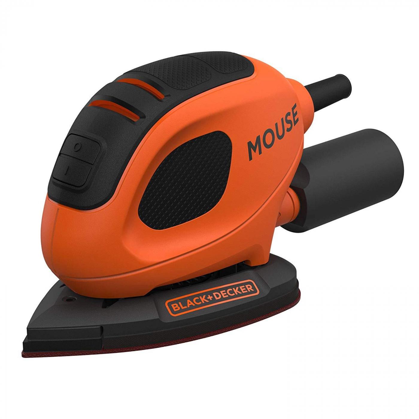 Lixadora de Detalhes Mouse 55W c/Acessorios BLACK DECKER