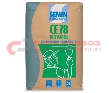 Pasta Juntas CE78 R 4Horas 25 kg