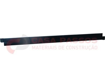 Rodapé Metalico Frontal
