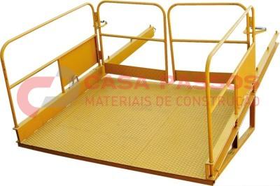 Plataforma para Varanda 1500 kg