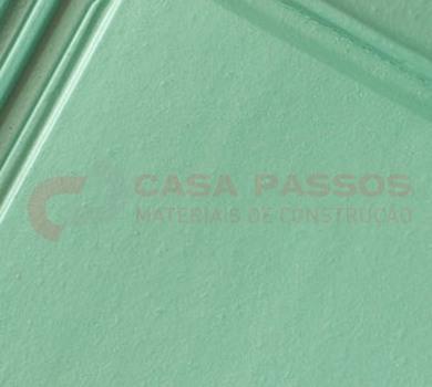 Telha CS Plasma Verde Cobre