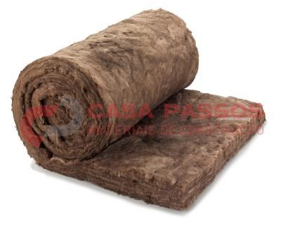Lã Mineral Knauf (m2)