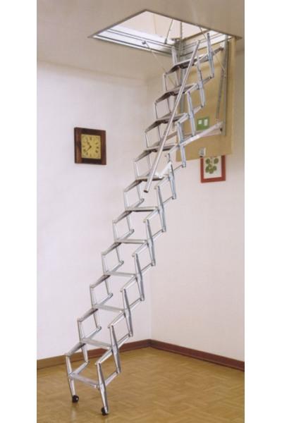 Escada Sótão Recolhivel