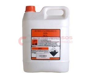 Acido Cloridrico 5 lt